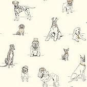 Fancy Dogs Wallpaper