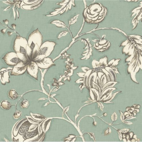 Jacobean Garden Wallpaper