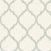 Traditional Trellis Wallpaper