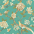 Chinoiserie Garden Wallpaper