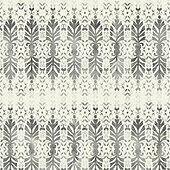 Patina Vie Feathered Block Print Wallpaper