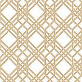 Interlacing Wallpaper Design