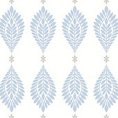Fancy Frond Wall Paper