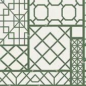 Trailing Trellis Wallpaper
