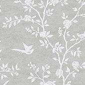 Chic Chinoiserie Wallpaper