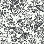 Splendid Floral Wallpaper