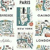 World Traveler Wallpaper