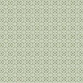 Quatrefoil Lattice Wallpaper