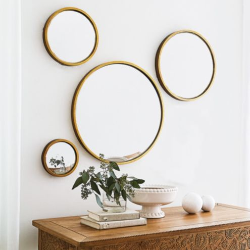 Ava Convex Wall Mirror