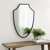 Talie Shield Mirror