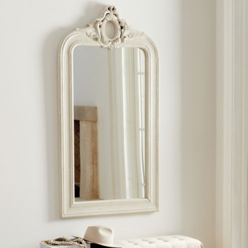 Cecile Mango Wood Mirror