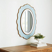Jamie Two-Tone Mirror