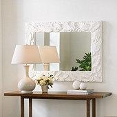 Suzanne Kasler Palmette Mirror