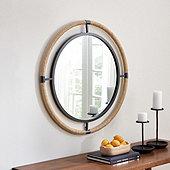Westcott Rope Mirror