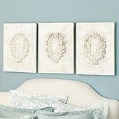 Coretta Wood Fragments - Set of 3