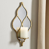 Caprice Candle Sconce
