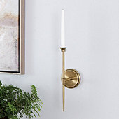 Remus Candle Sconce