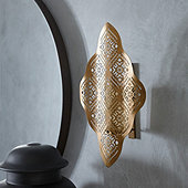 Liv Candle Sconce