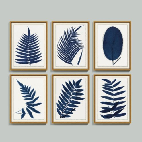 Fern Leaf Art