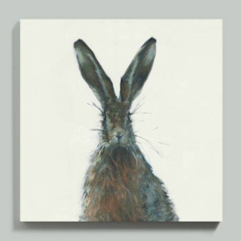 Henri the Hare Art