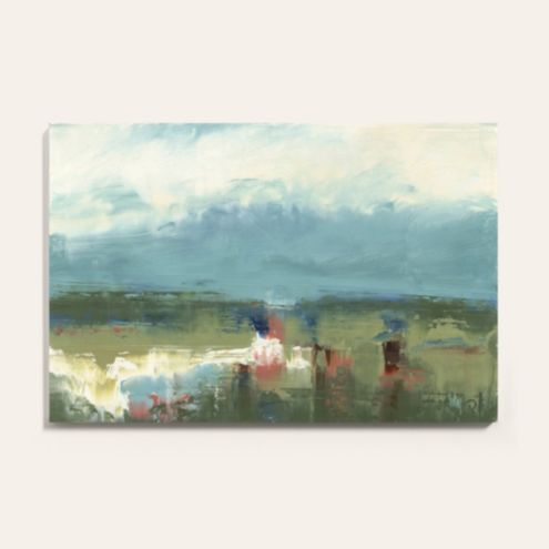 Summer Storm Stretched Canvas Giclee