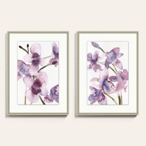 Flower Frenzy Framed Art Print