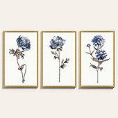 Watercolor Florals Art