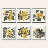 Flourishing Botanicals Art