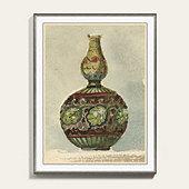 Moroccan Urn Art