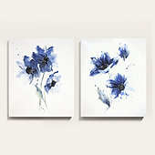 Fresh Cut Wildflower Unframed Art
