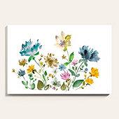 Vibrant Blooms Art