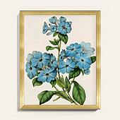Blue Blossom Art