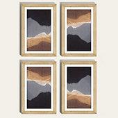 Desert Abstract Art