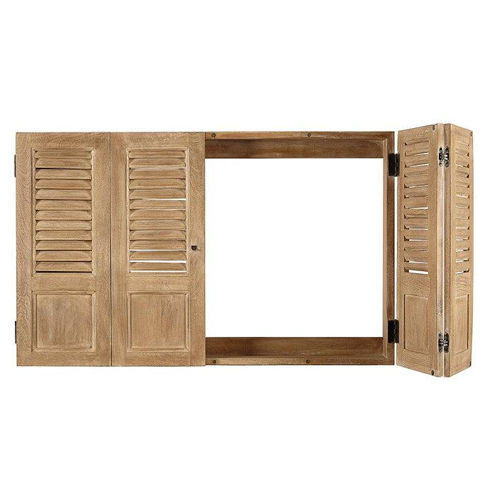 Shutter Tv Wall Cabinet Ballard Designs Ballard Designs