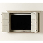Hughes TV Cabinet