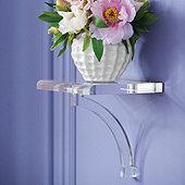Acrylic Wall Bracket