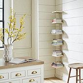 Lauren Bookshelf