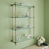 Marloe Glass Shelf