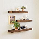Troy Wood Shelf